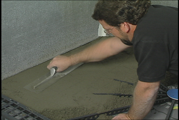 Shower Floor Drainage Kit